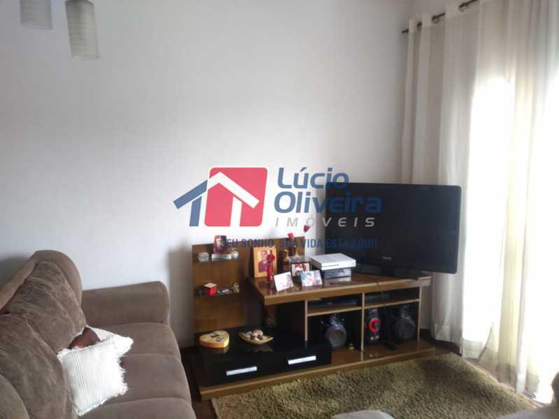 1 Sala ambiente - Apartamento à venda Rua Leopoldina Rego,Olaria, Rio de Janeiro - R$ 250.000 - VPAP21444 - 1