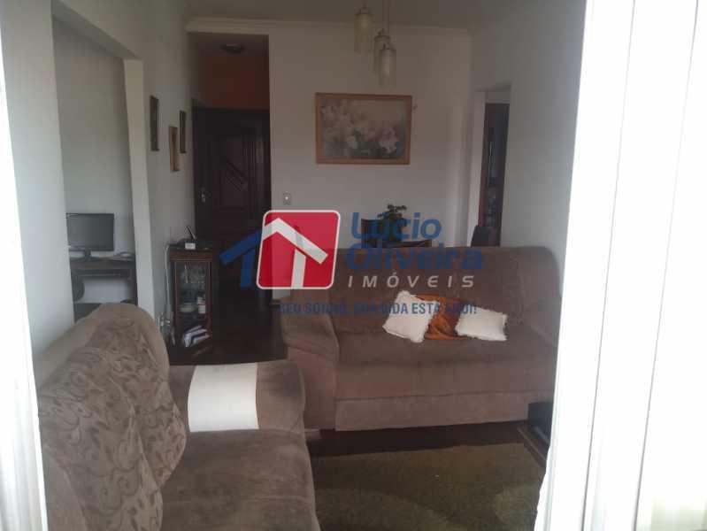 2-Sala - Apartamento à venda Rua Leopoldina Rego,Olaria, Rio de Janeiro - R$ 250.000 - VPAP21444 - 3