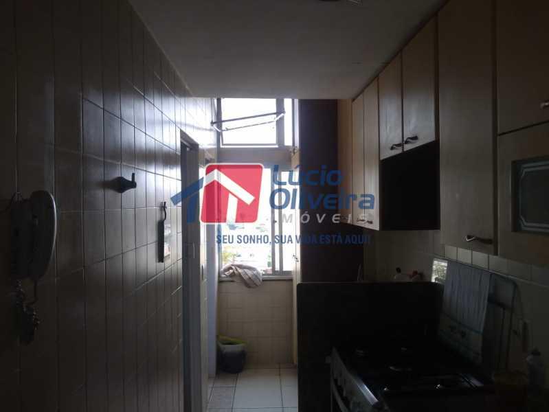 9-Cozinha e area serviço.. - Apartamento à venda Rua Leopoldina Rego,Olaria, Rio de Janeiro - R$ 250.000 - VPAP21444 - 10