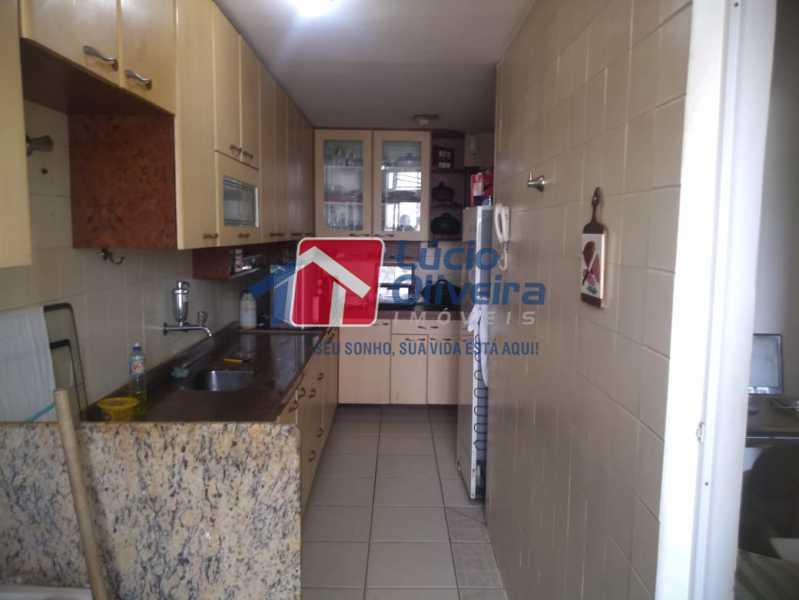 10-Cozinha e area serviço - Apartamento à venda Rua Leopoldina Rego,Olaria, Rio de Janeiro - R$ 250.000 - VPAP21444 - 11