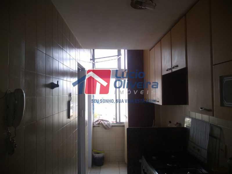 12-Area Serviço - Apartamento à venda Rua Leopoldina Rego,Olaria, Rio de Janeiro - R$ 250.000 - VPAP21444 - 13