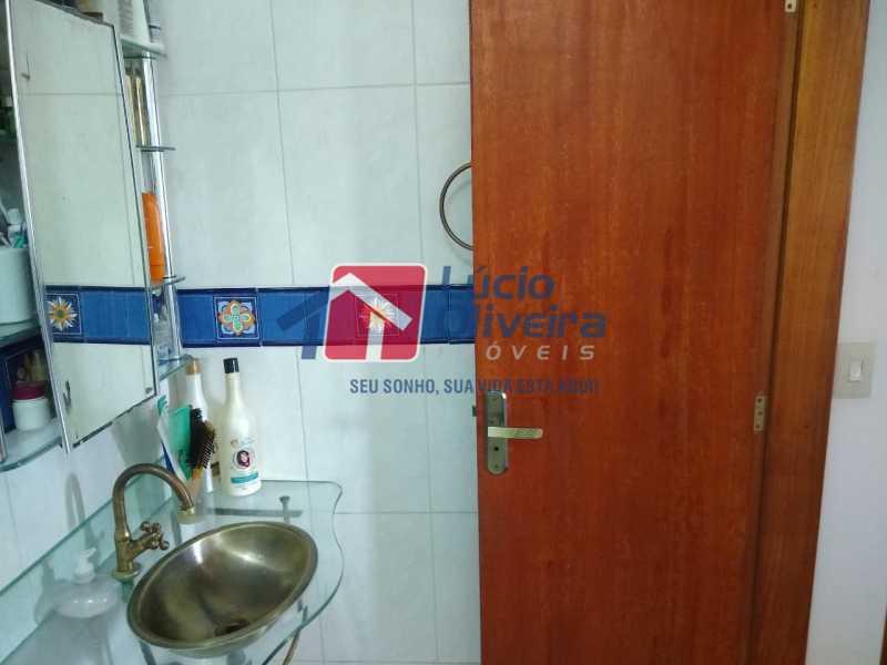 13-Banheiro social - Apartamento à venda Rua Leopoldina Rego,Olaria, Rio de Janeiro - R$ 250.000 - VPAP21444 - 14