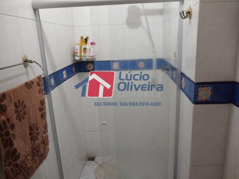 14-Banheiro social blindex - Apartamento à venda Rua Leopoldina Rego,Olaria, Rio de Janeiro - R$ 250.000 - VPAP21444 - 15