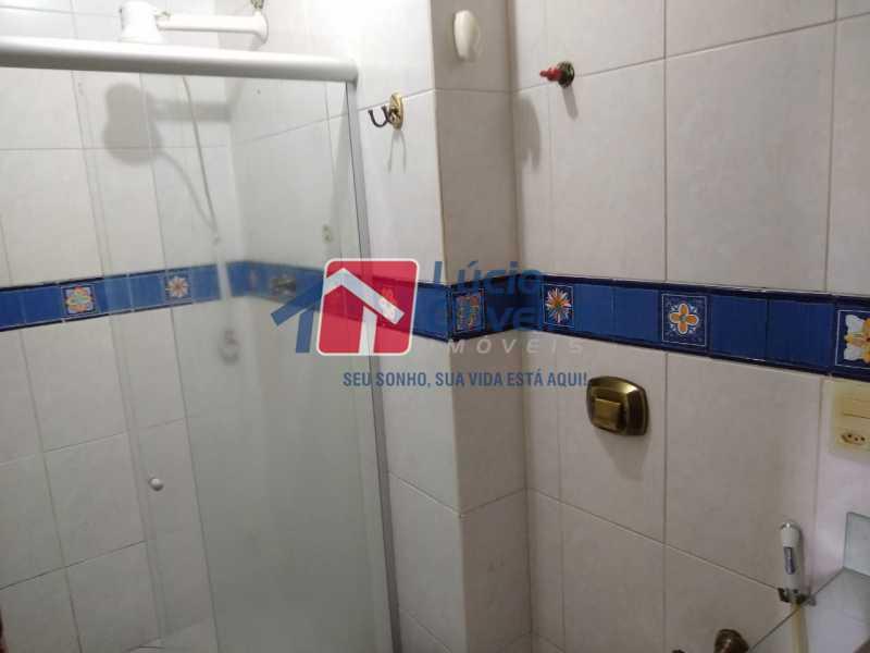 16-Banheiro social decorado - Apartamento à venda Rua Leopoldina Rego,Olaria, Rio de Janeiro - R$ 250.000 - VPAP21444 - 17