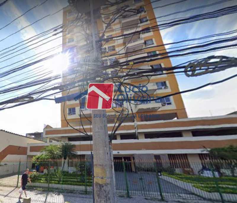 18-Portaria e garagem - Apartamento à venda Rua Leopoldina Rego,Olaria, Rio de Janeiro - R$ 250.000 - VPAP21444 - 19