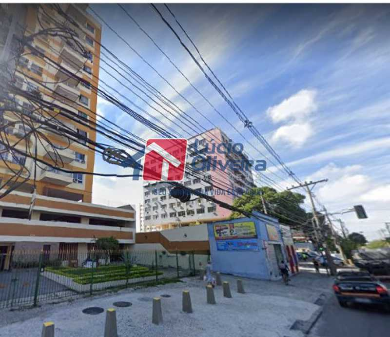 19-Vista da Rua - Apartamento à venda Rua Leopoldina Rego,Olaria, Rio de Janeiro - R$ 250.000 - VPAP21444 - 20