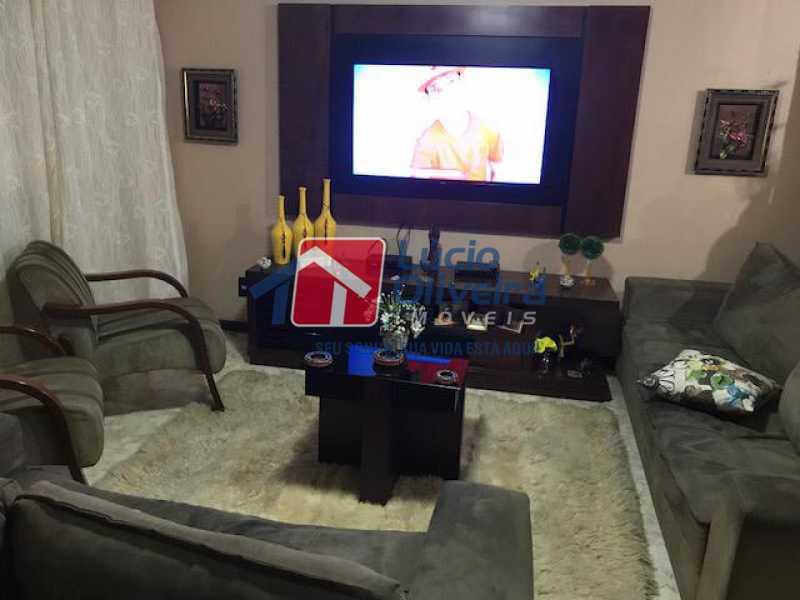 1-Sala ambiente - Casa à venda Rua Mário Carpenter,Pilares, Rio de Janeiro - R$ 765.000 - VPCA30200 - 1