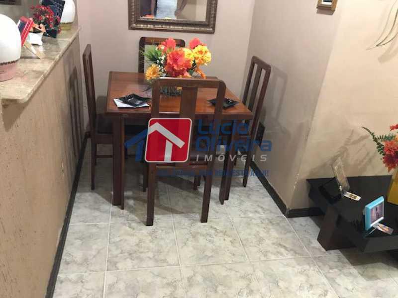 3-  Sala jantar - Casa à venda Rua Mário Carpenter,Pilares, Rio de Janeiro - R$ 765.000 - VPCA30200 - 4