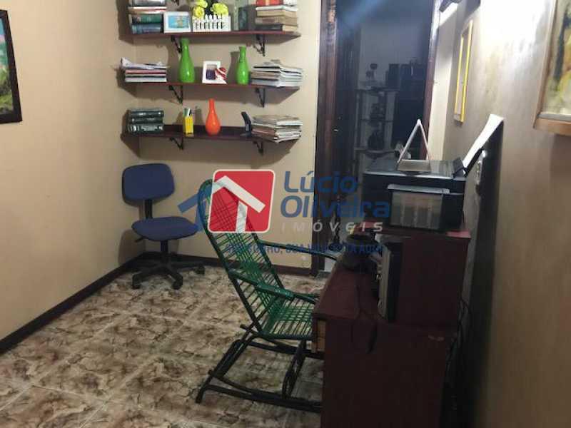 9Quarto solteiro escritorio - Casa à venda Rua Mário Carpenter,Pilares, Rio de Janeiro - R$ 765.000 - VPCA30200 - 10