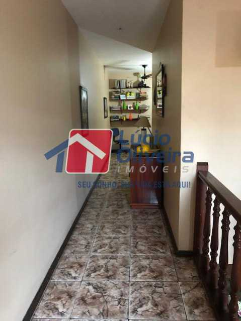 11-Circulação - Casa à venda Rua Mário Carpenter,Pilares, Rio de Janeiro - R$ 765.000 - VPCA30200 - 12