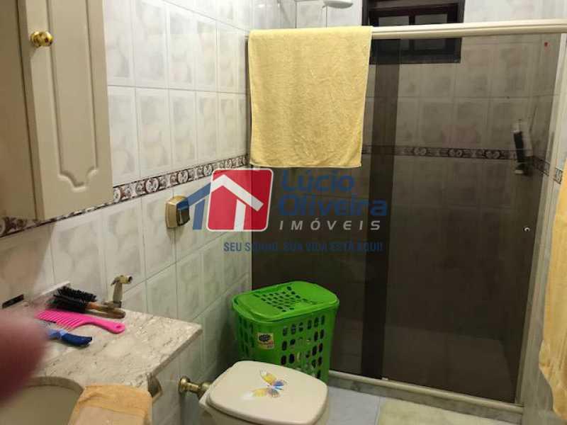 13-Banheiro social2 - Casa à venda Rua Mário Carpenter,Pilares, Rio de Janeiro - R$ 765.000 - VPCA30200 - 14