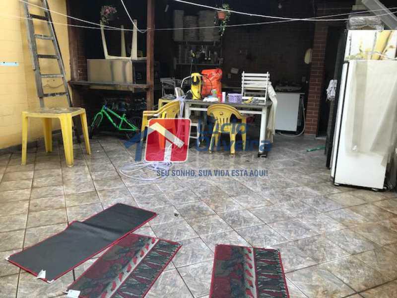 14-Area 1 piso fundos - Casa à venda Rua Mário Carpenter,Pilares, Rio de Janeiro - R$ 765.000 - VPCA30200 - 15