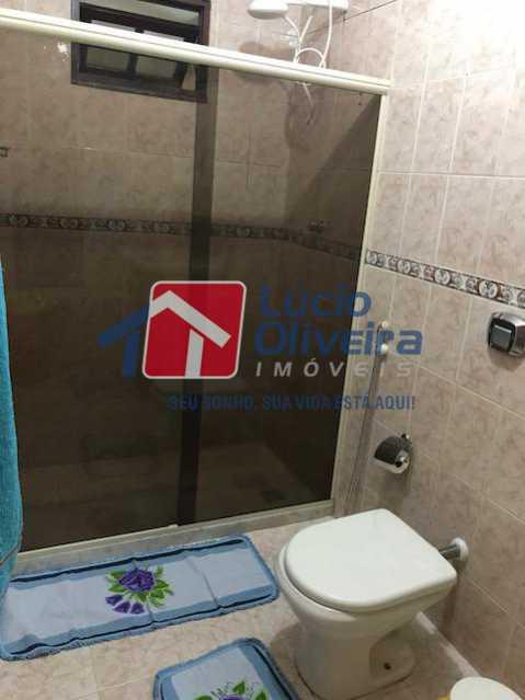 14-Banheiro social  blindex - Casa à venda Rua Mário Carpenter,Pilares, Rio de Janeiro - R$ 765.000 - VPCA30200 - 16