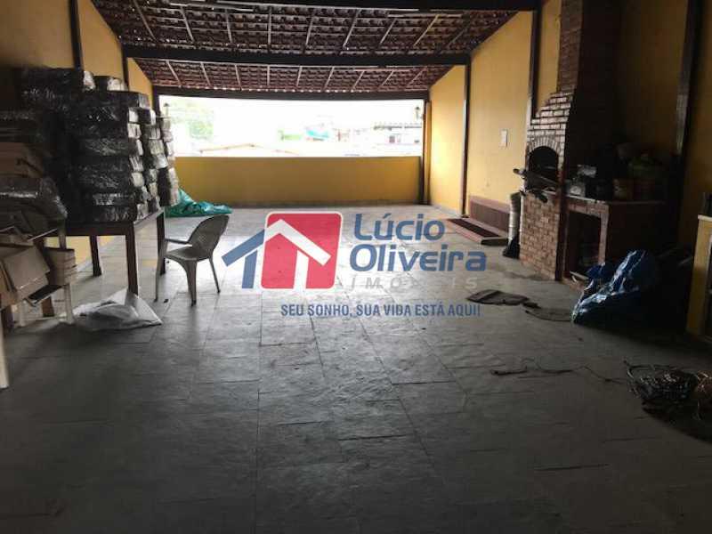 16-Terraço e churrasqueira - Casa à venda Rua Mário Carpenter,Pilares, Rio de Janeiro - R$ 765.000 - VPCA30200 - 18
