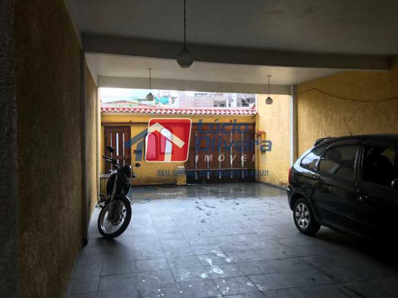 17-Garagem - Casa à venda Rua Mário Carpenter,Pilares, Rio de Janeiro - R$ 765.000 - VPCA30200 - 19