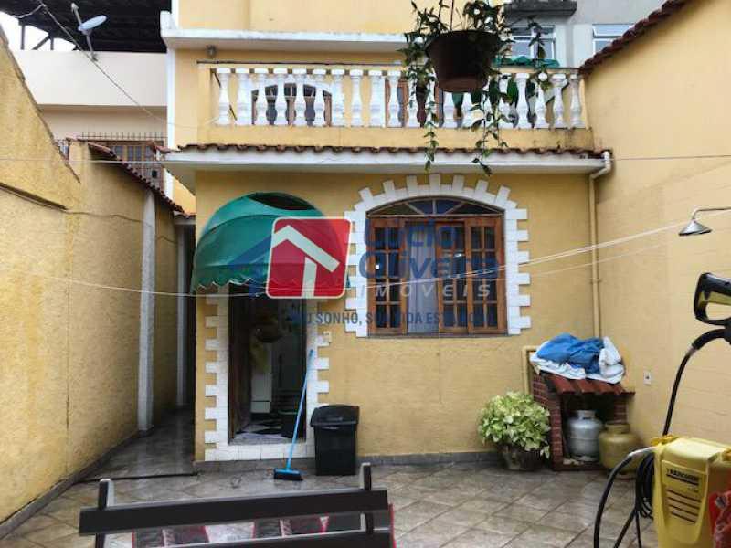 19-Quintal Fundos - Casa à venda Rua Mário Carpenter,Pilares, Rio de Janeiro - R$ 765.000 - VPCA30200 - 21