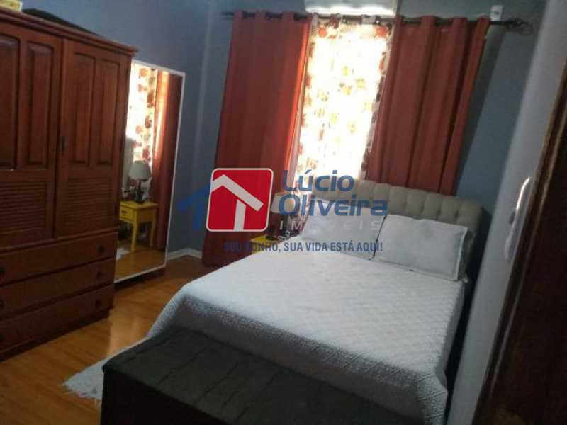 05 -Quarto C. - Apartamento à venda Rua Mário Barbedo,Vila Valqueire, Rio de Janeiro - R$ 230.000 - VPAP21447 - 6