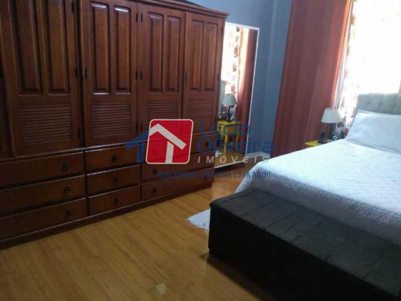 06- QuartoC. - Apartamento à venda Rua Mário Barbedo,Vila Valqueire, Rio de Janeiro - R$ 230.000 - VPAP21447 - 7