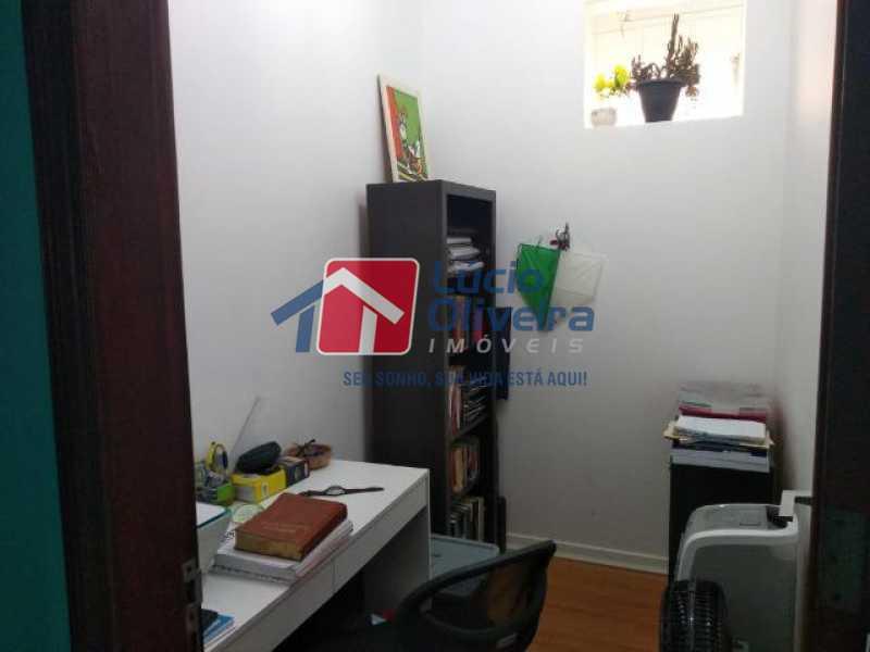 07- Escritorio - Apartamento à venda Rua Mário Barbedo,Vila Valqueire, Rio de Janeiro - R$ 230.000 - VPAP21447 - 8