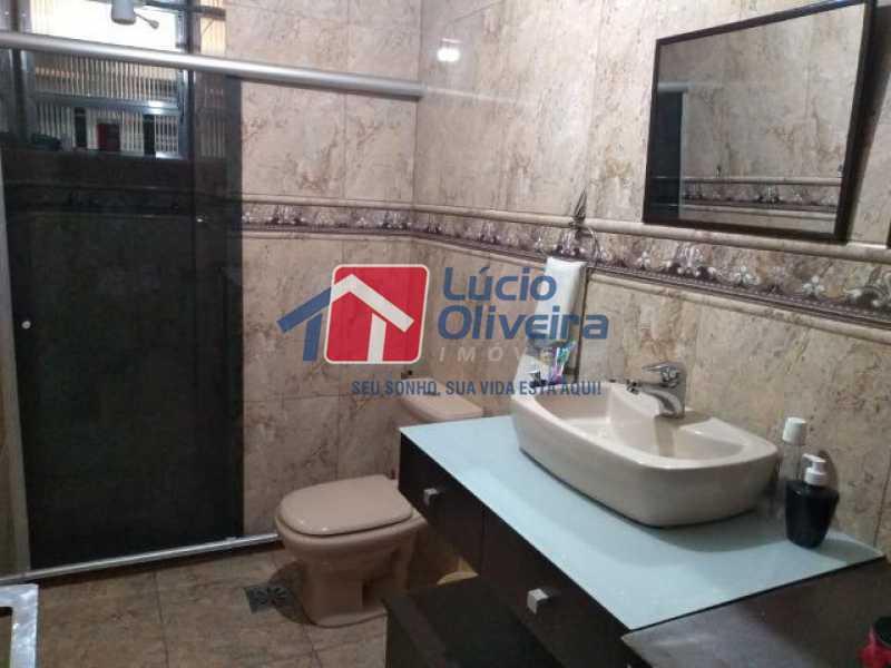08 - BH Social - Apartamento à venda Rua Mário Barbedo,Vila Valqueire, Rio de Janeiro - R$ 230.000 - VPAP21447 - 9