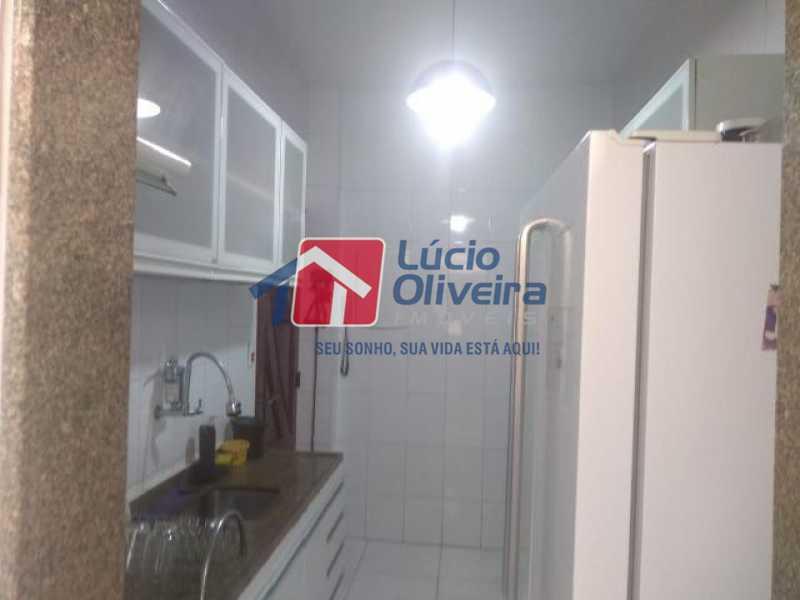 09 - Cozinha - Apartamento à venda Rua Mário Barbedo,Vila Valqueire, Rio de Janeiro - R$ 230.000 - VPAP21447 - 10