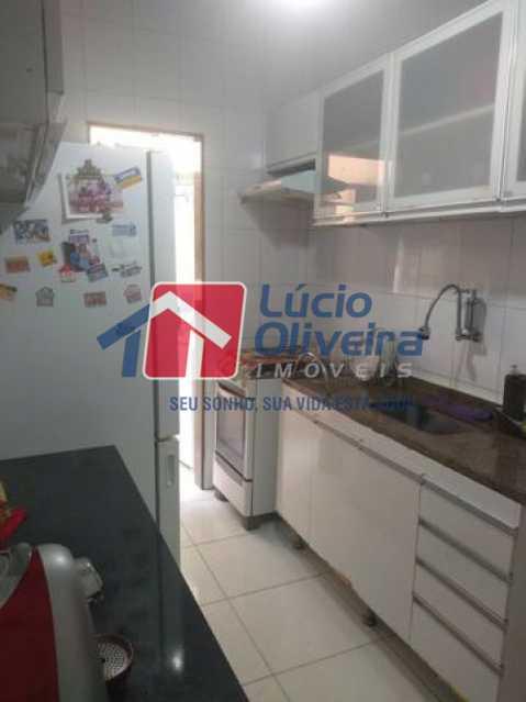 10 - Cozinha - Apartamento à venda Rua Mário Barbedo,Vila Valqueire, Rio de Janeiro - R$ 230.000 - VPAP21447 - 11