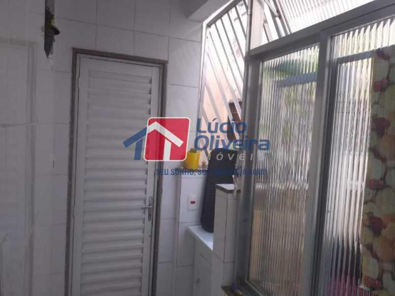 12- Area - Apartamento à venda Rua Mário Barbedo,Vila Valqueire, Rio de Janeiro - R$ 230.000 - VPAP21447 - 13