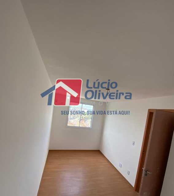 2-Quarto1 - Apartamento à venda Estrada do Colégio,Colégio, Rio de Janeiro - R$ 240.000 - VPAP21449 - 3