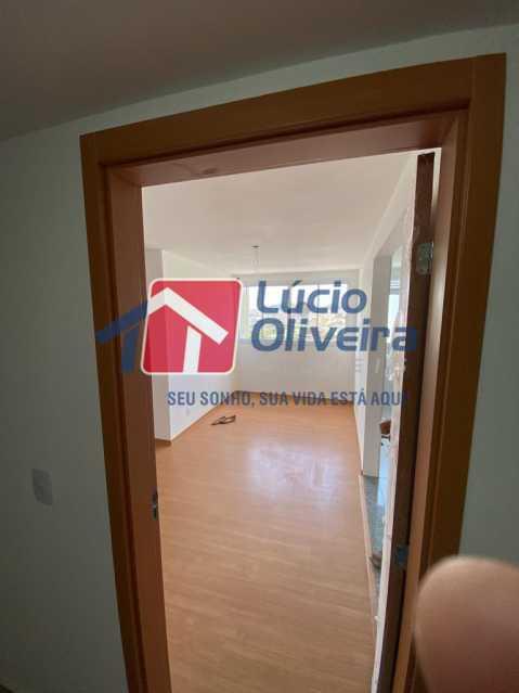 3-Sala ambiente - Apartamento à venda Estrada do Colégio,Colégio, Rio de Janeiro - R$ 240.000 - VPAP21449 - 4