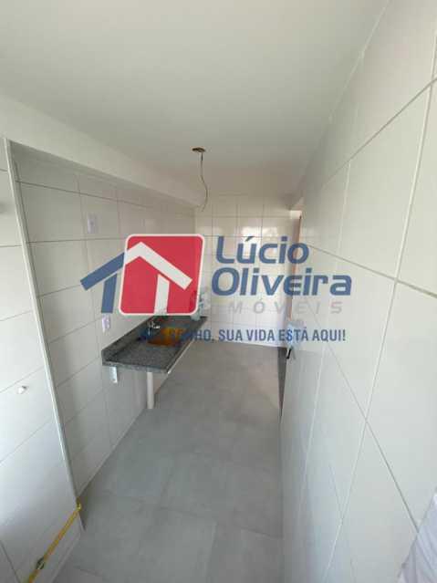 9-Cozinha - Apartamento à venda Estrada do Colégio,Colégio, Rio de Janeiro - R$ 240.000 - VPAP21449 - 10