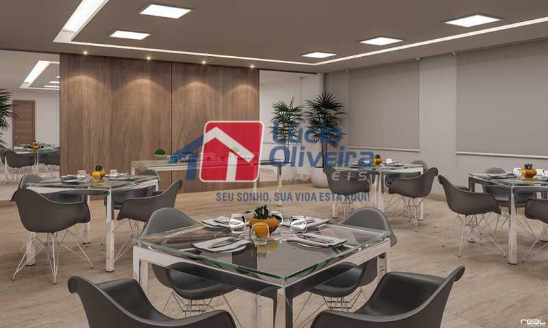15-salao-de-festas - Apartamento à venda Estrada do Colégio,Colégio, Rio de Janeiro - R$ 240.000 - VPAP21449 - 16