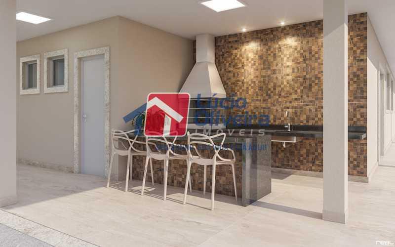 16-espaco-gourmet - Apartamento à venda Estrada do Colégio,Colégio, Rio de Janeiro - R$ 240.000 - VPAP21449 - 17