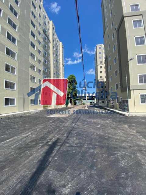 17-Condominio interno - Apartamento à venda Estrada do Colégio,Colégio, Rio de Janeiro - R$ 240.000 - VPAP21449 - 18