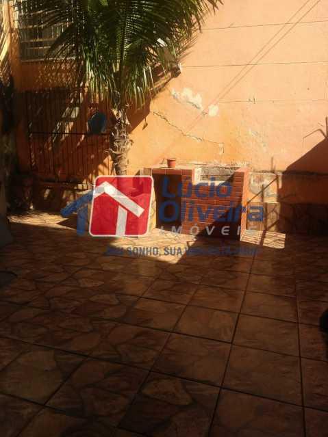 2- Quintal frente - Apartamento À Venda Rua Uranos,Ramos, Rio de Janeiro - R$ 250.000 - VPAP21452 - 3