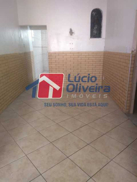 3-Salao - Apartamento À Venda Rua Uranos,Ramos, Rio de Janeiro - R$ 250.000 - VPAP21452 - 4