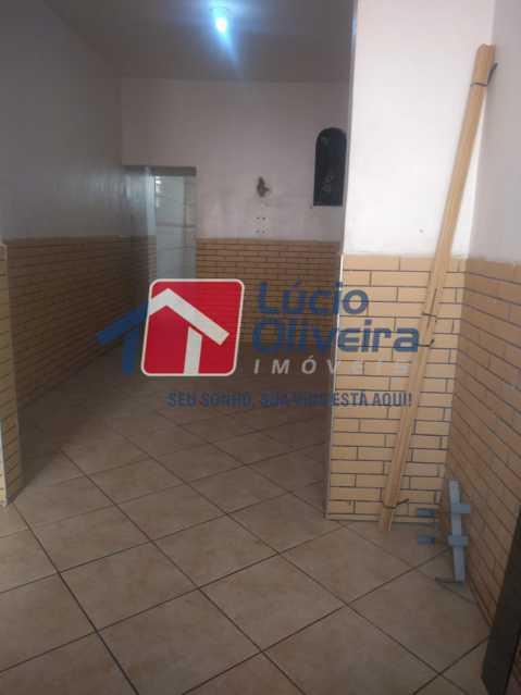 4-Sala 2 ambiente... - Apartamento À Venda Rua Uranos,Ramos, Rio de Janeiro - R$ 250.000 - VPAP21452 - 5