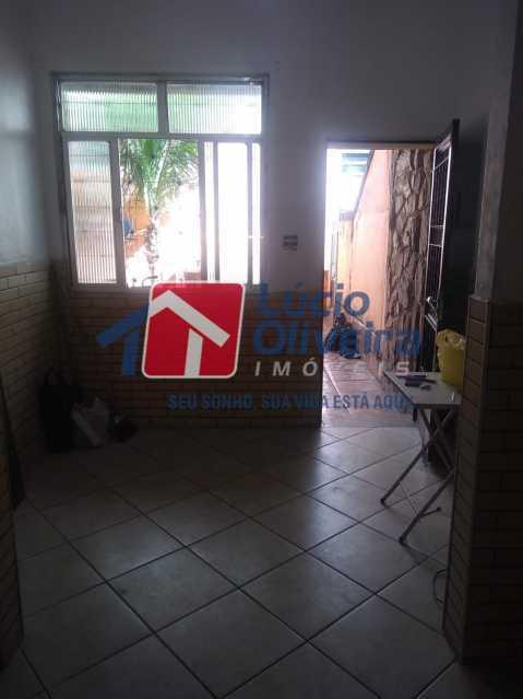 5-Sala entrada - Apartamento À Venda Rua Uranos,Ramos, Rio de Janeiro - R$ 250.000 - VPAP21452 - 6