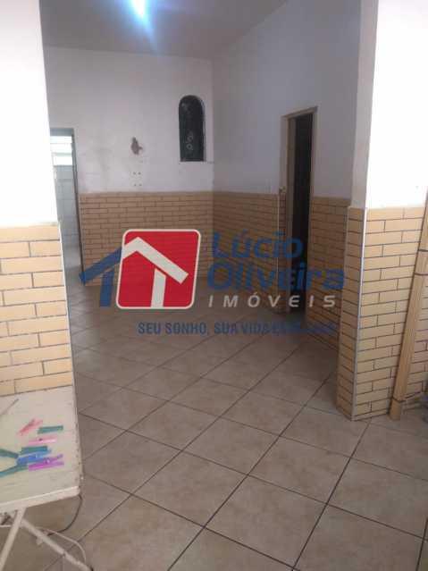 6-Sala - Apartamento À Venda Rua Uranos,Ramos, Rio de Janeiro - R$ 250.000 - VPAP21452 - 7