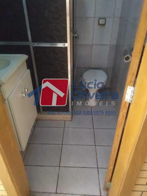 10-Banheiro social suite - Apartamento À Venda Rua Uranos,Ramos, Rio de Janeiro - R$ 250.000 - VPAP21452 - 11