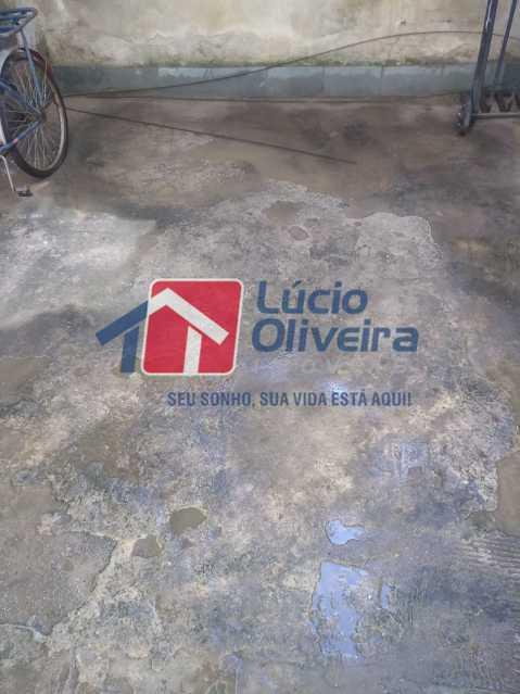 12-Quintal fundos terreo - Apartamento À Venda Rua Uranos,Ramos, Rio de Janeiro - R$ 250.000 - VPAP21452 - 13