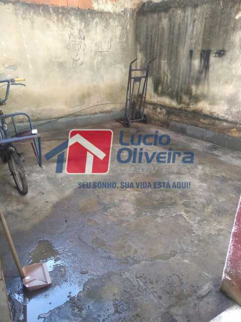 13-Quintal fundos - Apartamento À Venda Rua Uranos,Ramos, Rio de Janeiro - R$ 250.000 - VPAP21452 - 14