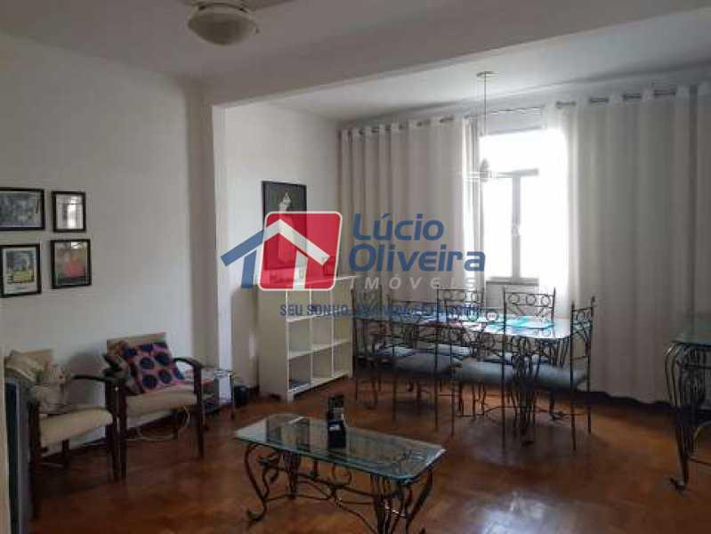 1-Sala 2 ambientes - Apartamento à venda Rua São João Gualberto,Vila da Penha, Rio de Janeiro - R$ 325.000 - VPAP21453 - 1