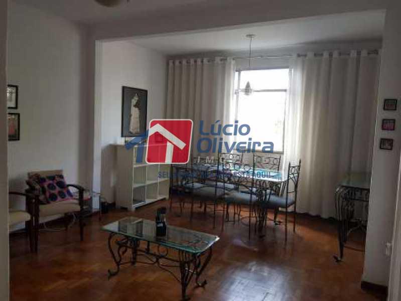 2-Sala jantar - Apartamento à venda Rua São João Gualberto,Vila da Penha, Rio de Janeiro - R$ 325.000 - VPAP21453 - 3