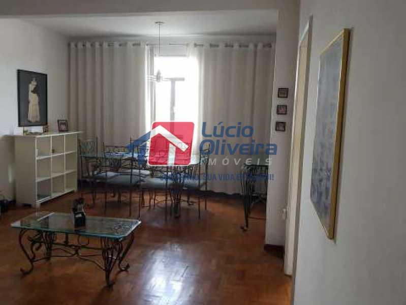 3 Sala vista ampla - Apartamento à venda Rua São João Gualberto,Vila da Penha, Rio de Janeiro - R$ 325.000 - VPAP21453 - 4