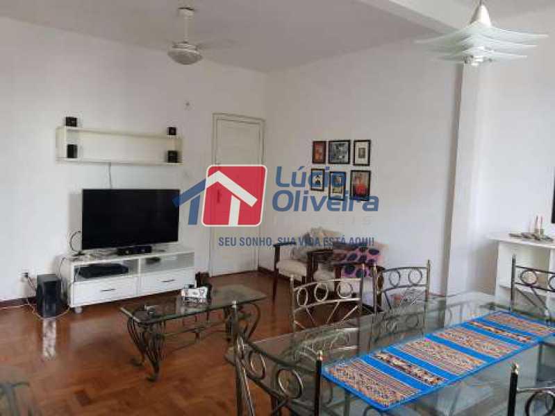 4-Sala Estar - Apartamento à venda Rua São João Gualberto,Vila da Penha, Rio de Janeiro - R$ 325.000 - VPAP21453 - 5