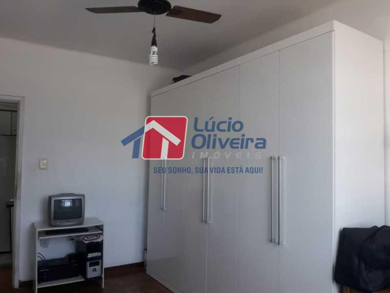 9-Quarto Solteiro 2 - Apartamento à venda Rua São João Gualberto,Vila da Penha, Rio de Janeiro - R$ 325.000 - VPAP21453 - 10