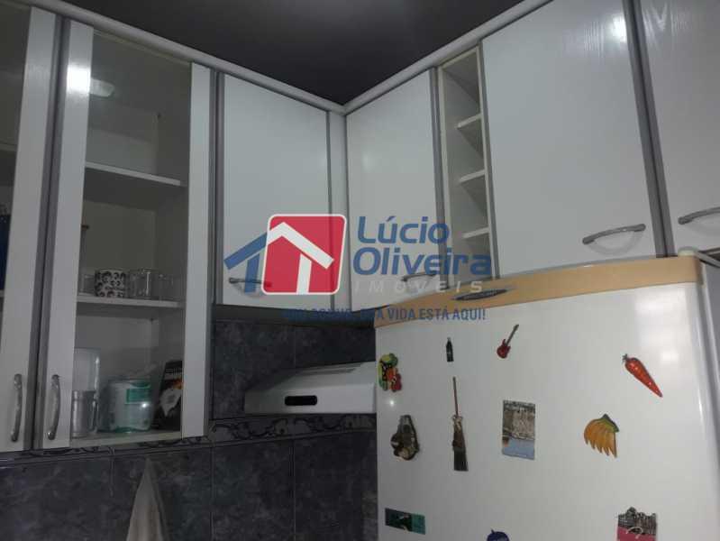 11-Cozinha Planejada - Apartamento à venda Rua São João Gualberto,Vila da Penha, Rio de Janeiro - R$ 325.000 - VPAP21453 - 12