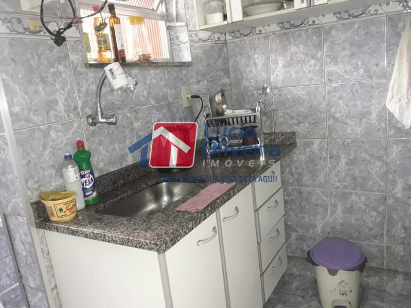 12-Cozinha - Apartamento à venda Rua São João Gualberto,Vila da Penha, Rio de Janeiro - R$ 325.000 - VPAP21453 - 13
