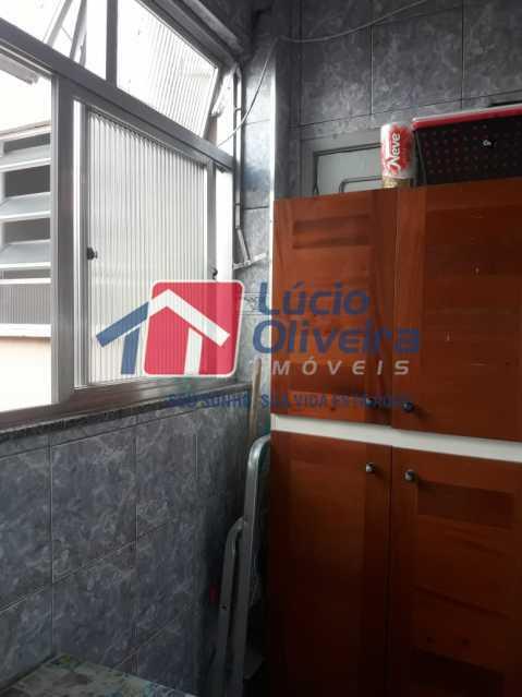 13-Area Serviço - Apartamento à venda Rua São João Gualberto,Vila da Penha, Rio de Janeiro - R$ 325.000 - VPAP21453 - 14
