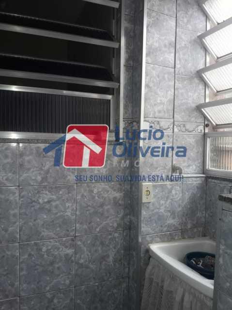 14-Lavanderia - Apartamento à venda Rua São João Gualberto,Vila da Penha, Rio de Janeiro - R$ 325.000 - VPAP21453 - 15